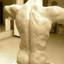 FIGUREWORK 1 - WIP - Clay - 2011